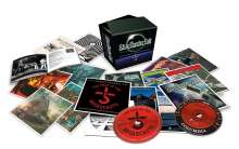 Blue Öyster Cult: The Columbia Albums Collection, 16 CDs und 1 DVD
