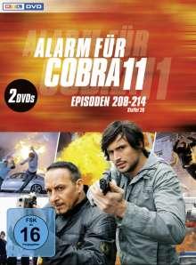 Alarm für Cobra 11 Staffel 26, 2 DVDs