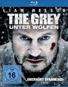 The Grey - Unter Wölfen (Blu-ray), Blu-ray Disc