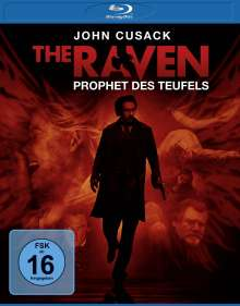 The Raven - Prophet des Teufels (Blu-ray), Blu-ray Disc