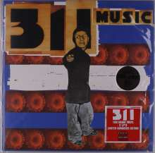 311: Music (180g) (Limited Numbered Edition), 2 LPs