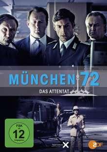 München 72 - Das Attentat, DVD