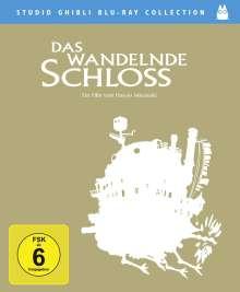 Das wandelnde Schloss (Blu-ray), Blu-ray Disc
