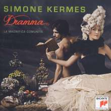 Simone Kermes - Dramma, CD