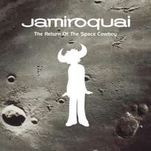 Jamiroquai: The Return of the Space Cowboy, 2 CDs