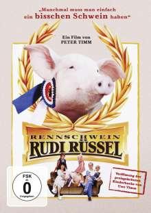 Rennschwein Rudi Rüssel, DVD
