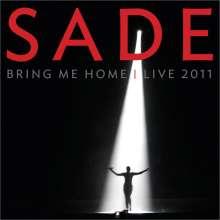 Sade: Bring Me Home: Live 2011 (CD + DVD)  (CD-Format), 1 CD und 1 DVD