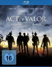 Act Of Valor (Blu-ray), Blu-ray Disc