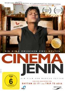 Cinema Jenin, DVD