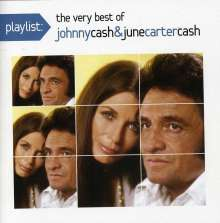 Johnny Cash & June Carter Cash: Playlist: The Very Best Of Johnny Cash, CD
