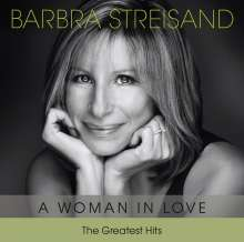 Barbra Streisand: A Woman In Love: The Greatest Hits, CD