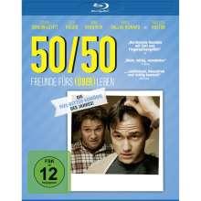 50/50 - Freunde fürs (Über)leben (Blu-ray), Blu-ray Disc