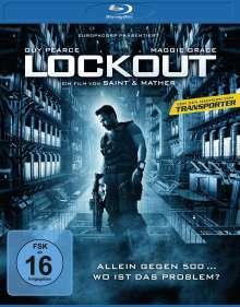 Lockout (Blu-ray), Blu-ray Disc