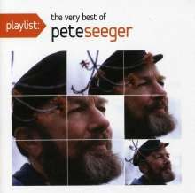 Pete Seeger: Playlist, CD