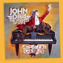 John Diva & The Rockets Of Love: American Amadeus, 2 LPs