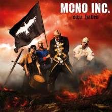 Mono Inc.: Viva Hades (Limited Edition) (Orange Transparent W/ Streaks Vinyl), LP