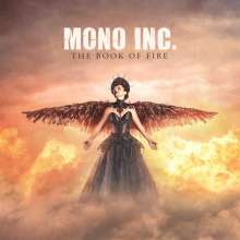 Mono Inc.: The Book Of Fire (Yellow Vinyl w/ Red Splatter), 2 LPs