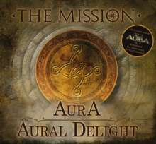 The Mission: Aura / Aural Delight, 2 CDs