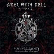 Axel Rudi Pell: Magic Moments (25th Anniversary Special Show), 3 CDs