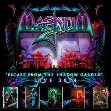 Magnum: Escape From The Shadow Garden: Live 2014, CD