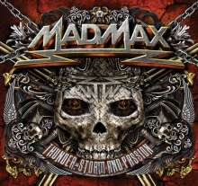 Mad Max: Thunder, Storm & Passion, 2 CDs