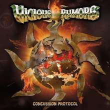 Vicious Rumors: Concussion Protocol, CD