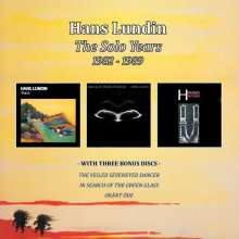 Hans Lundin: The Solo Years 1982 - 1989 (Limited-Edition), 6 CDs