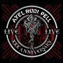Axel Rudi Pell: XXX Anniversary Live (180g), 3 LPs und 2 CDs