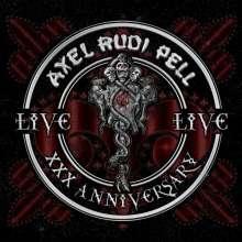 Axel Rudi Pell: XXX Anniversary Live, 2 CDs