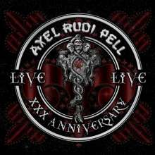 Axel Rudi Pell: XXX Anniversary Live (180g) (Limited-Deluxe-Box-Set), 3 LPs und 4 CDs