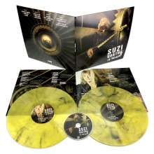 Suzi Quatro: No Control (180g) (Yellow/Black Swirl Vinyl), 2 LPs und 1 CD