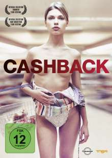 Cashback, DVD