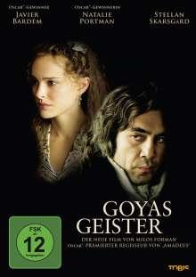 Goyas Geister, DVD
