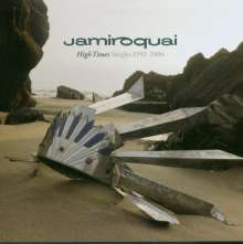 Jamiroquai: High Times: Singles 1992 - 2006, CD