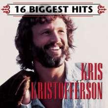 Kris Kristofferson: 16 Biggest Hits, CD