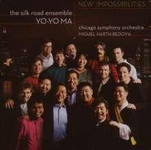 Yo-Yo Ma & Silk Road Ensembles - New Impossibilities, CD