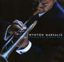 Wynton Marsalis (geb. 1961): Standards & Ballads, CD