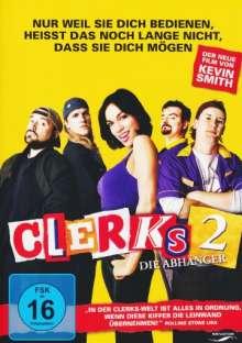 Clerks 2, DVD