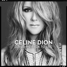 Céline Dion: Loved Me Back To Life, CD