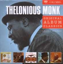 Thelonious Monk (1917-1982): Original Album Classics, 5 CDs