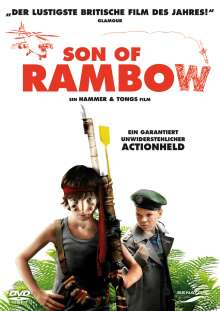 Son of Rambow, DVD