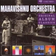 Mahavishnu Orchestra: Original Album Classics, 5 CDs
