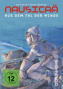 Nausicaä - Prinzessin im Tal der Winde, DVD