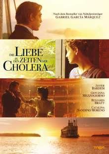 Die Liebe in Zeiten der Cholera, DVD