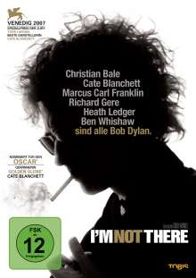 I'm Not There, DVD