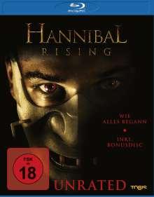 Hannibal Rising - Wie alles begann (Blu-ray), 1 Blu-ray Disc und 1 DVD