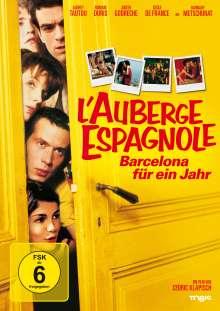 L'Auberge Espagnole - Barcelona für ein Jahr, DVD