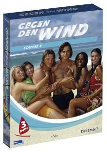 Gegen den Wind Staffel 2, 3 DVDs