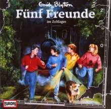 Fünf Freunde (Folge 002) im Zeltlager, CD