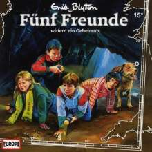 Fünf Freunde (Folge 015) wittern ein Geheimnis, CD